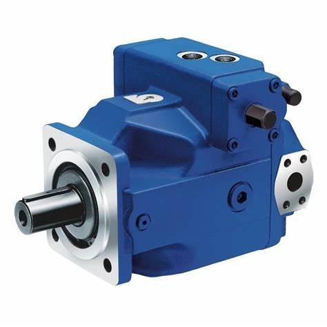 Rexroth Hydraulic Piston Pump A4VSO Series Used for Excavator